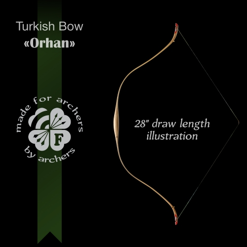 "Turkish bow ""Orhan"""