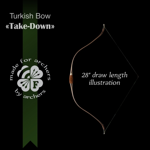 "Turkish bow ""Orhan"" Take-down"