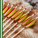 Дерев'яні стріли
