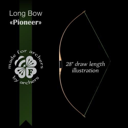 "Long bow ""Pioneer"""