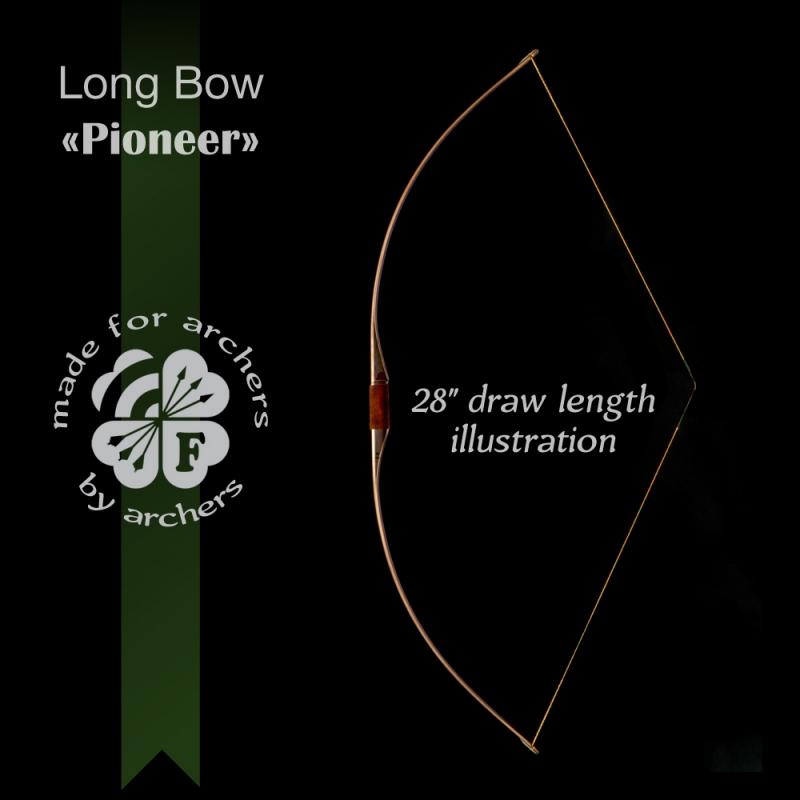 """Довгий лук """"Піонер"""" Преміум"""