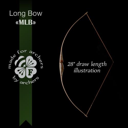 """Long bow """"MLB"""""""