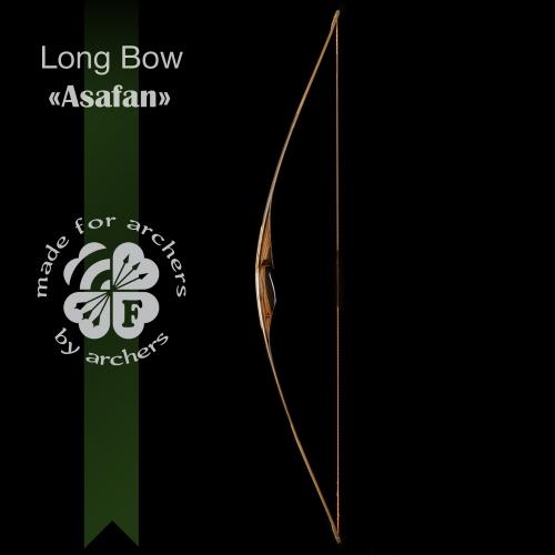 """Long bow """"Asafan"""" Premium"""