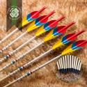 Дерев'яні стріли Custom
