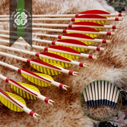 Дерев'яні стріли Premium