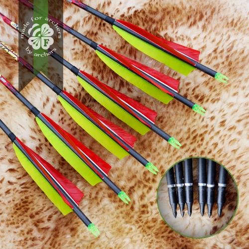 Карбонові стріли