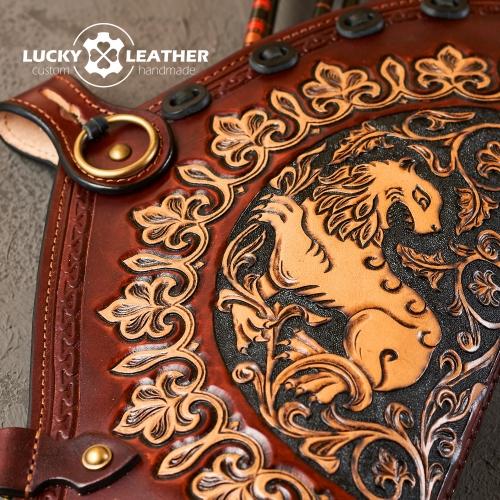 Поясной колчан Lion Custom