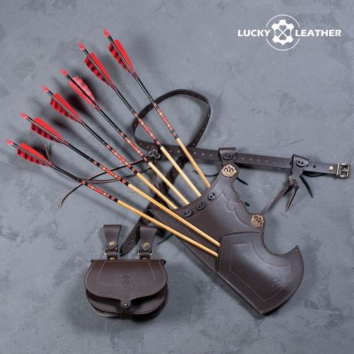 Комплект для верховой стрельбы Asia Standard